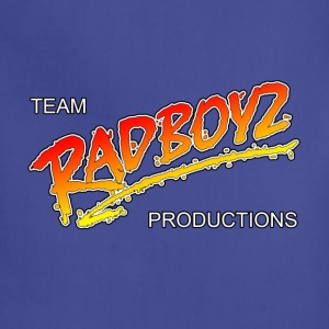 Team Radboyz Productions logo Aprons - Adjustable Apron