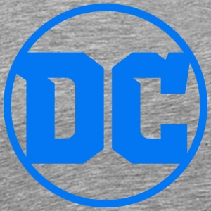 DC Comics logo - Men's Premium T-Shirt