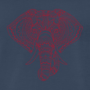 Tide For Elephants - Men's Premium T-Shirt