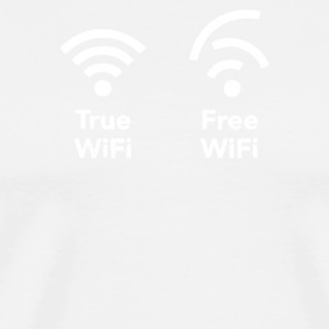 true WiFi - Men's Premium T-Shirt