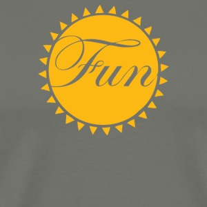 Fun In The Sun - Men's Premium T-Shirt