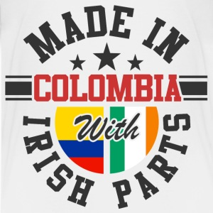 colombia 11.png Kids' Shirts - Kids' Premium T-Shirt