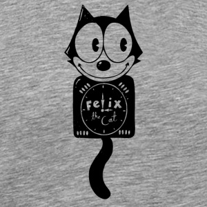 Felix the Clock - Men's Premium T-Shirt