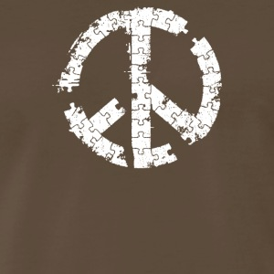 Puzzle Peace - Men's Premium T-Shirt