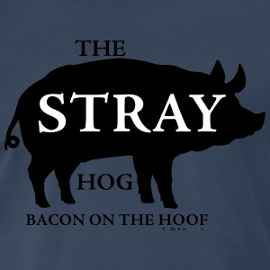 TheStrayHog Original Design - Men's Premium T-Shirt