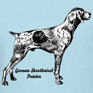 Dog German shorthaired T-Shirts - Women's T-Shirt