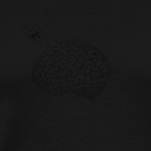Decaying Brains - Men's Premium T-Shirt