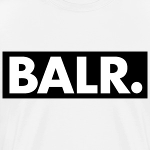 BALR square 2 - Men's Premium T-Shirt