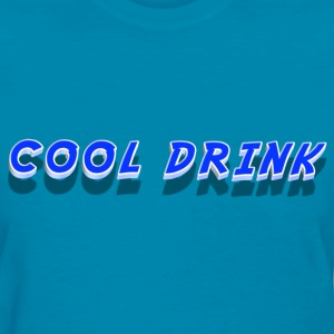Cool Drink - Women's T-Shirt