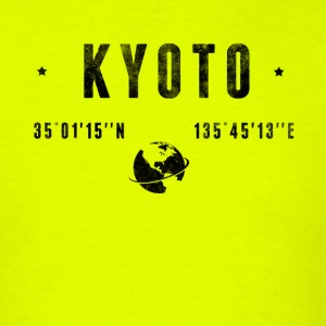 Kyoto T-Shirts - Men's T-Shirt