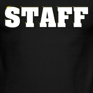 Staff - Men's Ringer T-Shirt