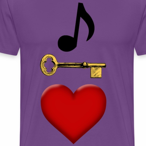 Music is Key to My Heart