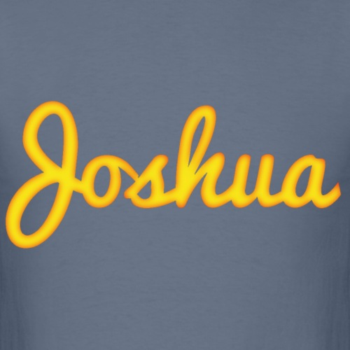 Joshua in Gold