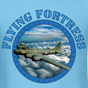 Flying Fortress - Men's T-Shirt