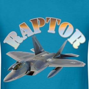 Raptor - Men's T-Shirt