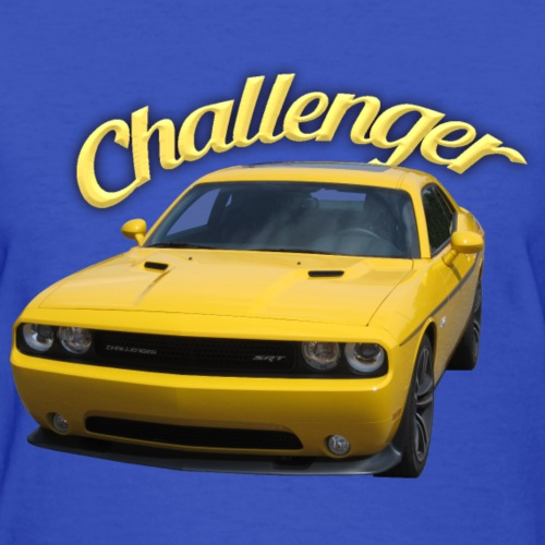 Challenger with Text
