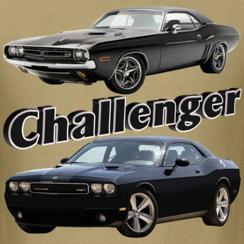 Challenger Old and New