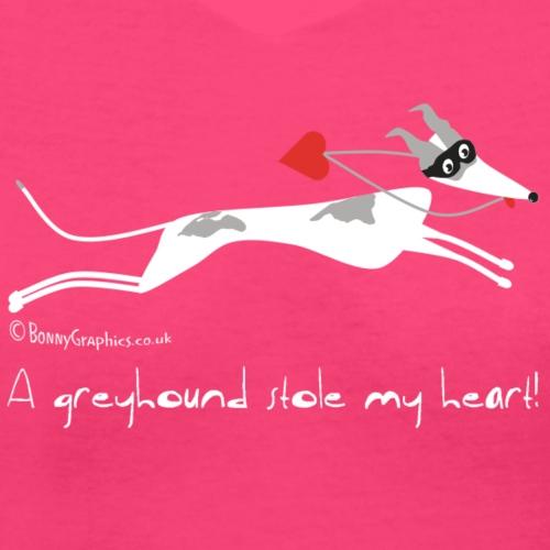 Pale greyhound thief