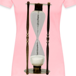 Hourglass 4 - Women's Premium T-Shirt