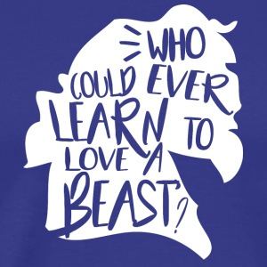 Love a Beast - Men's Premium T-Shirt