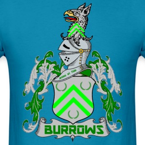 BURROWS OF ENGLAND CREST T-Shirts - Men's T-Shirt