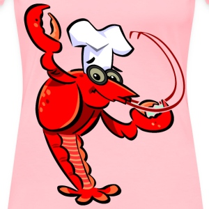 Crawfish Chef - Women's Premium T-Shirt