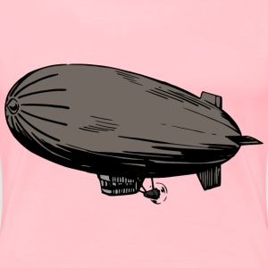 Blimp (coloured) - Women's Premium T-Shirt