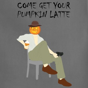 pumpkin latte - Adjustable Apron