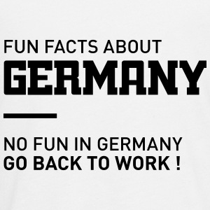 fun facts about germany Kids' Shirts - Kids' Premium Long Sleeve T-Shirt