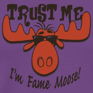 Fame Moose - Men's Premium T-Shirt