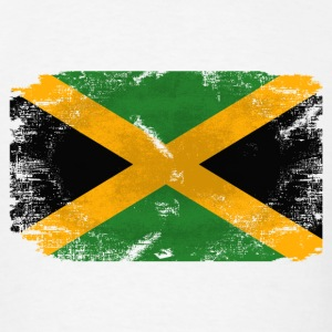 Jamaica Flag T-Shirts - Men's T-Shirt