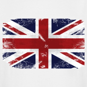 Union Jack - UK Flag T-Shirts - Men's Tall T-Shirt