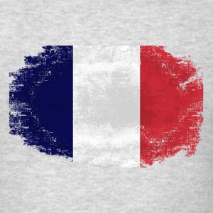 France Flag T-Shirts - Men's T-Shirt