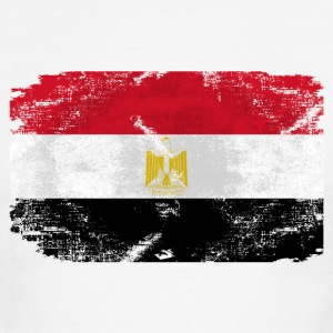 Egypt Flag T-Shirts - Men's Ringer T-Shirt