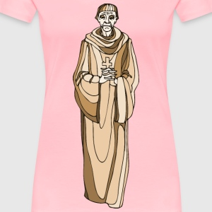 Shakespeare characters priest - Women's Premium T-Shirt