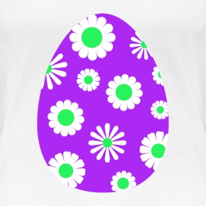 Easter Egg - Women's Premium T-Shirt