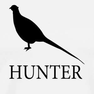 Pheasant Hunter - Men's Premium T-Shirt