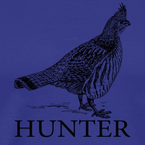 Grouse Hunter - Men's Premium T-Shirt