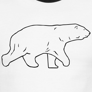 Polar Bear T-Shirts - Men's Ringer T-Shirt