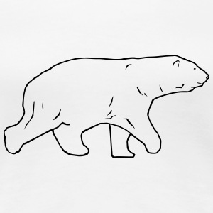 Polar Bear T-Shirts - Women's Premium T-Shirt