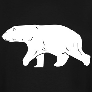 Polar Bear T-Shirts - Men's Tall T-Shirt