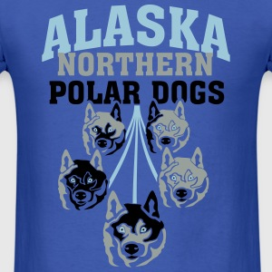 Alaska Northern Polar Dog T-Shirts - Men's T-Shirt