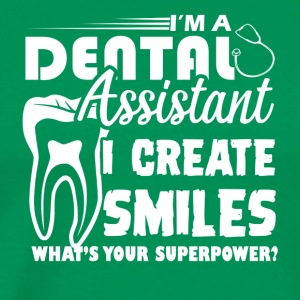 Dental Assistant Shirt - Men's Premium T-Shirt