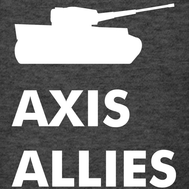Axis & Allies T-Shirt with Tank