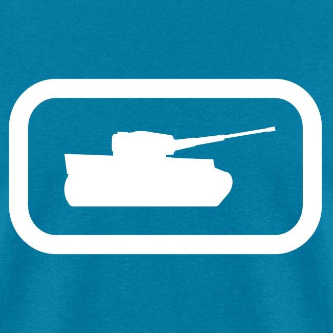 Axis & Allies Tank Logo Tee