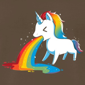 where rainbows my pony - Men's Premium T-Shirt