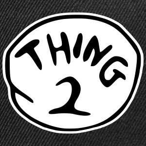 Thing 2 Sportswear - Snap-back Baseball Cap