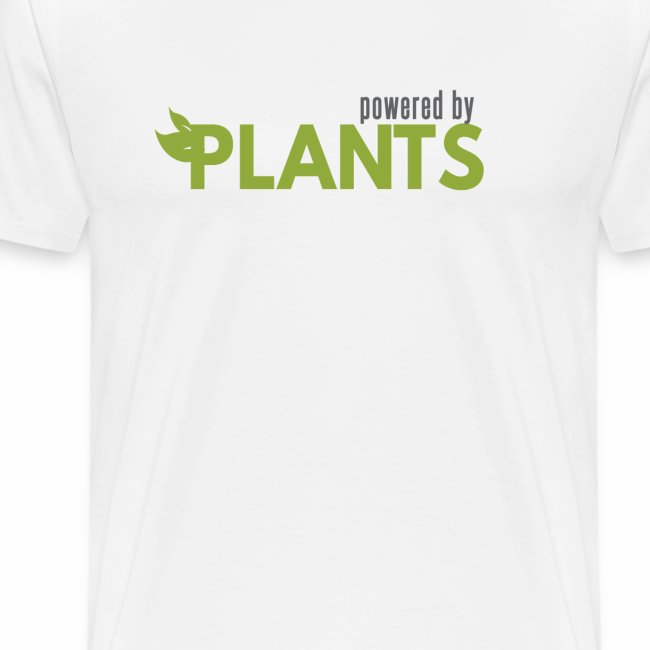 Powered by Plants