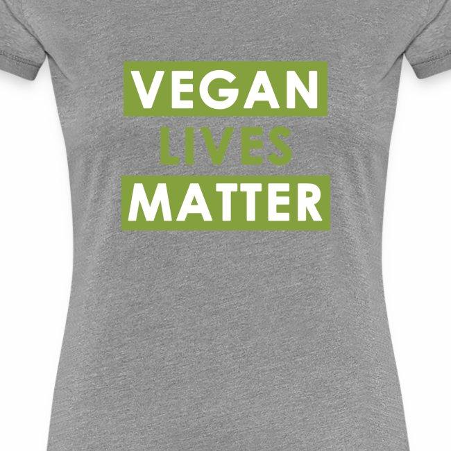 Ladies Vegan Lives Matter