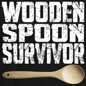 Wooden Spoon Survivor T-Shirts - Men's Premium T-Shirt
